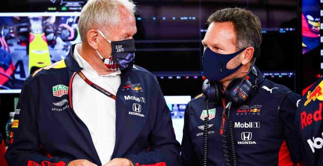 F1| 红牛谈与梅奔差距:落后大概0.3到0.4秒