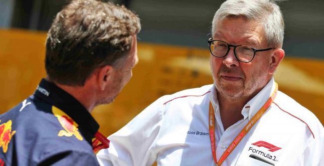 F1竞赛总监罗斯-布朗