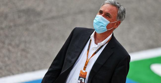 F1主席切斯-凯雷