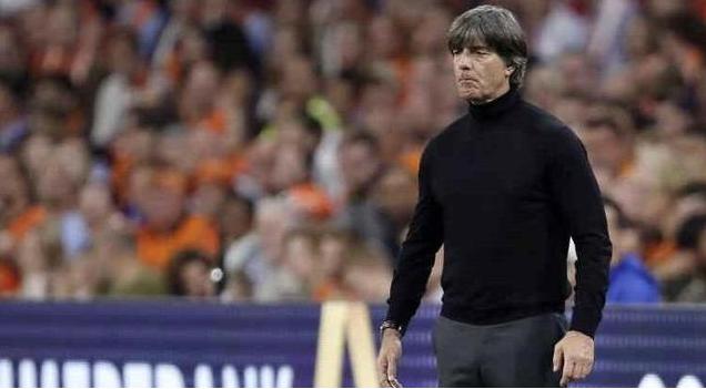 德媒:即使德国输给法国 勒夫也不会被足协解雇