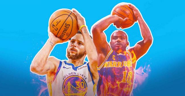 开NBA风气之先的不是库里 勇士名将才是奠基者
