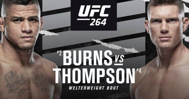 UFC伯恩斯对决神奇小子 凯文李出战布雷迪