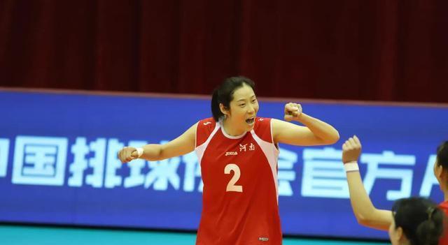 全运会资格赛朱婷46分创三得分纪录 河南提前晋级