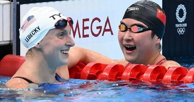 王简嘉禾拔高亚洲纪录四秒多 奥运银牌等她来摘!