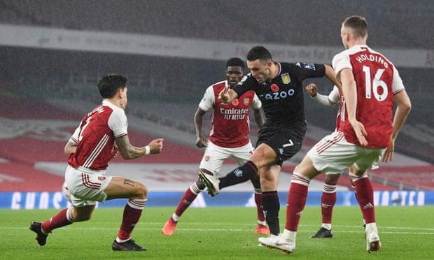 阿森纳0-3主场完败 近4轮3负