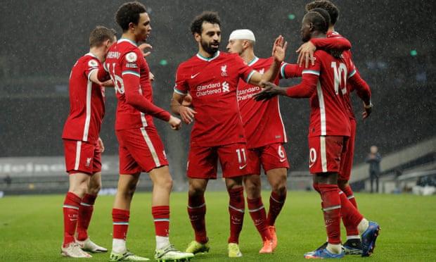 利物浦近6轮首胜