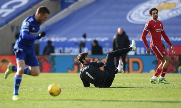 利物浦遭遇断崖式下跌 新年后上半场进球英超垫底