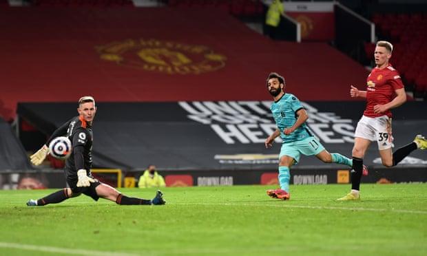 利物浦4-2客胜曼联