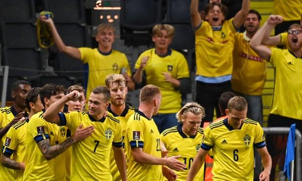世预赛-莫拉塔率锋线哑火 西班牙1-2遭瑞典逆转