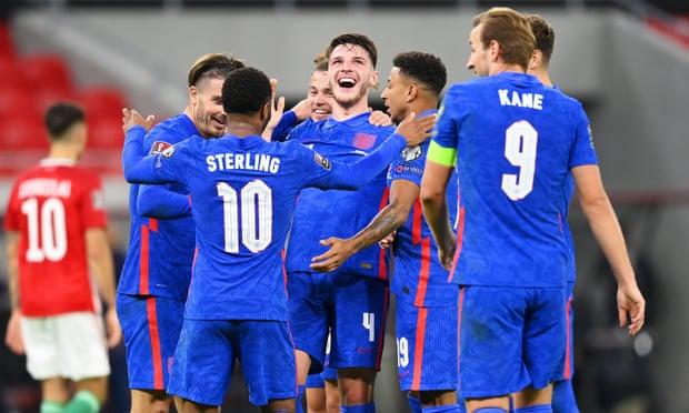 世预赛-斯特林+凯恩进球 格拉列什助攻 英格兰4-0