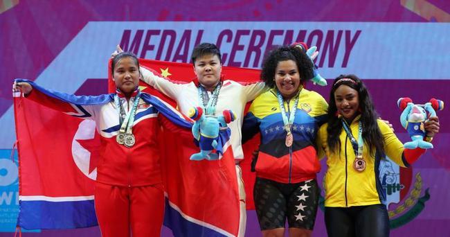 朝鲜具备多个奥运奖牌点 最强项