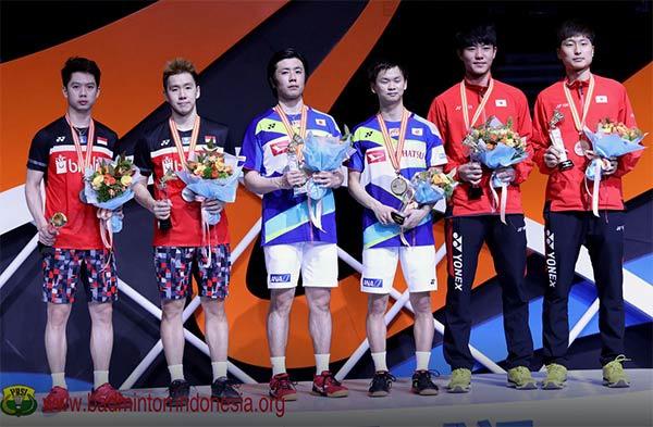 亚洲羽联赛事委员会主席万邦表明,这对亚洲球员而言