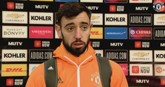 B费:曼联最近犯了太多错误 对结果感到很失望