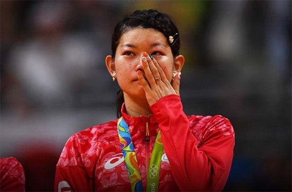 高桥礼华生涯堪称辉煌 带领日本女羽冲破中国统治