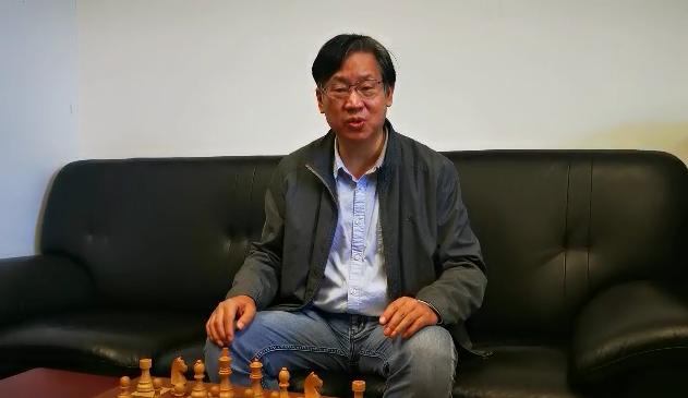 国家体育总局棋牌运行管理中央副主任、中国国际象棋协会主席、中国国际象棋队总教练叶江川