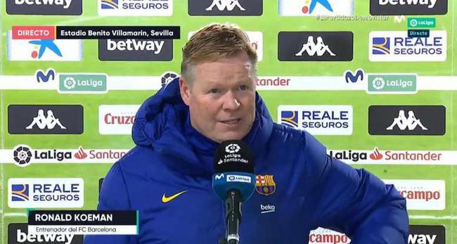 科曼:这失利比欧冠输球更失望 巴萨还有机会