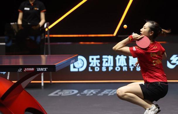 国际乒乓球职业大联盟(WTT)澳门赛昨晚完毕前4号种子对决