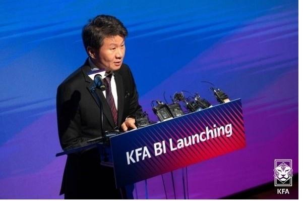 韩国足协主席郑梦奎:支持世界杯两年一届 时机很重要!