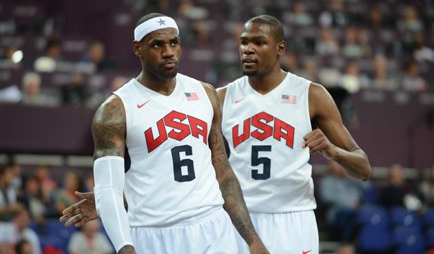 2020东京奥运会美国男篮名单