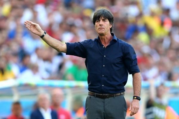 勒夫:德国想复苏需要时间 球员现在太缺乏自信