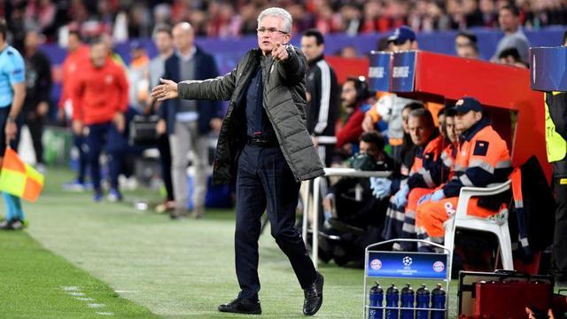 海帅:拜仁想赢欧冠要比今天踢得好 1将改变比赛