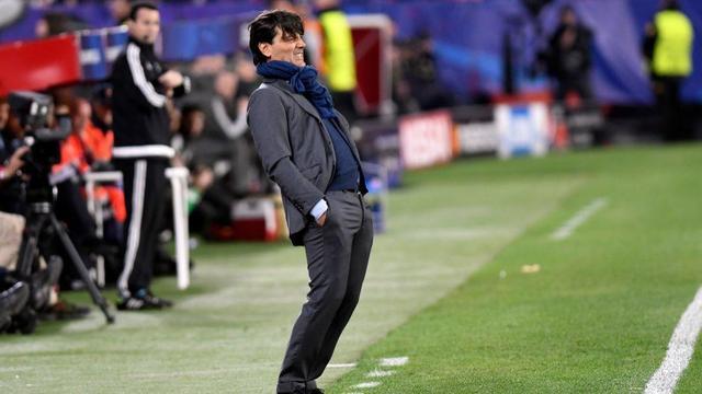 蒙特拉:输给拜仁因运气不佳 临阵换将没有问题