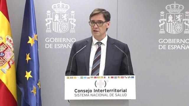 西班牙卫生部提出众场比赛空场进走