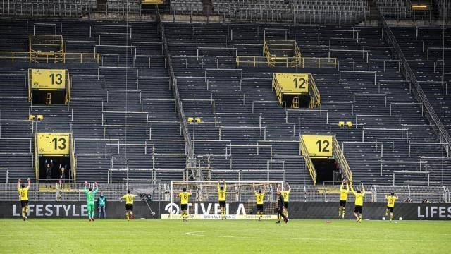 空场比赛之下,足球会有什么不一样?