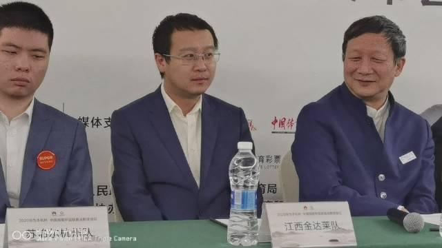 江西队教练李康