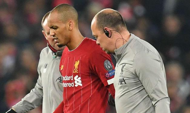 法比尼奥等利物浦防线伤员2月前能否顺利回归?