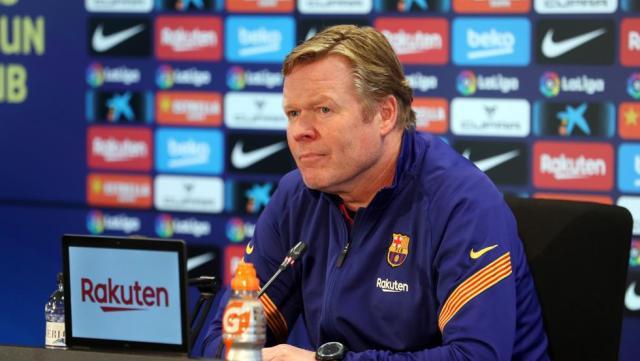 科曼:皮克国王杯决赛可以上  梅西动力一如既往足