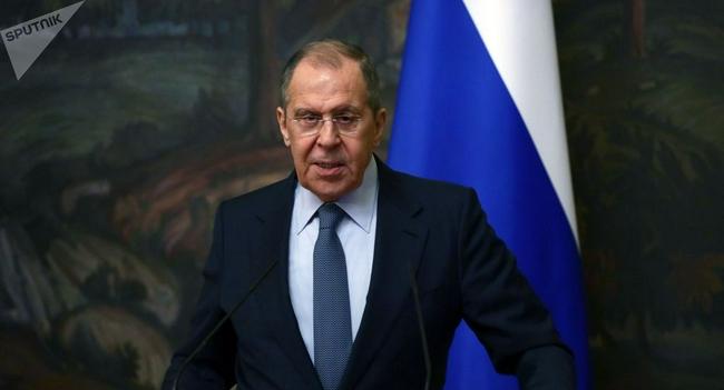 俄罗斯外长:不排除美国以兴奋剂为借口绑架俄运动员!
