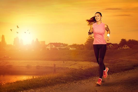 跑步忌盲目追求速度与距离 15分钟内不可快跑
