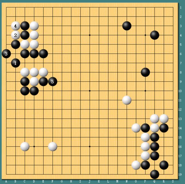 人机大战第一局:AlphaGo执白1/4子战胜柯洁的照片 - 11