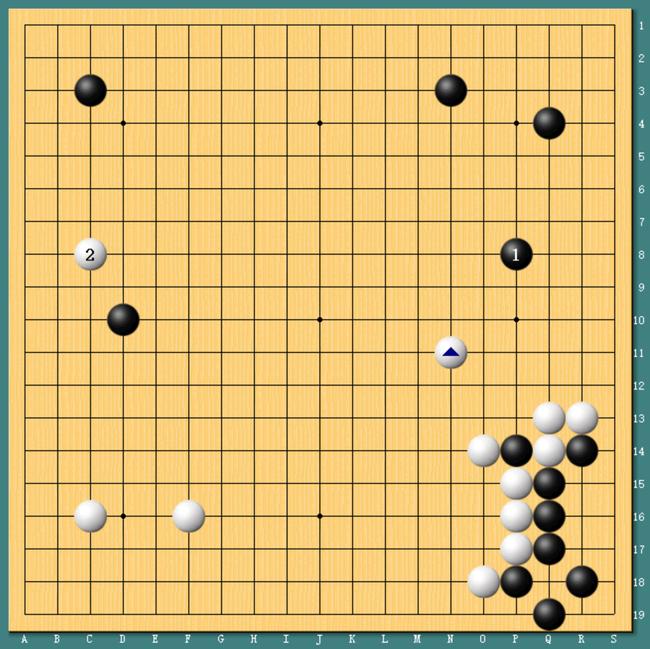 人机大战第一局:AlphaGo执白1/4子战胜柯洁的照片 - 21