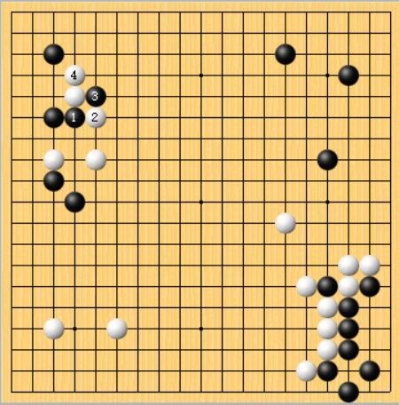 人机大战第一局:AlphaGo执白1/4子战胜柯洁的照片 - 16
