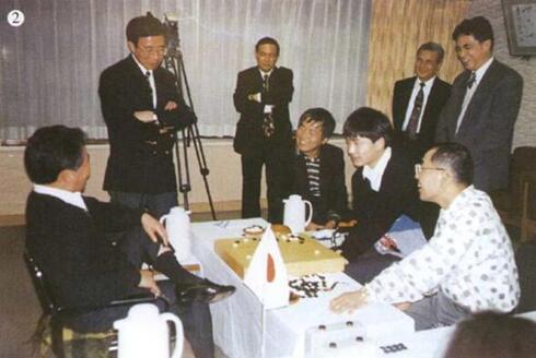 1996年12月25日,第11届中日围棋擂台赛第11局,常昊胜大竹铁汉,也是中日擂台赛的末了一局