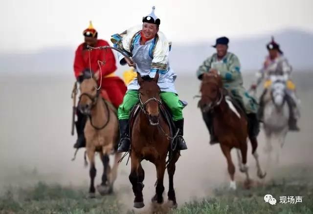 """cntv5 直播_吃苦耐劳勇往直前〈蒙古族〉 蒙古族被誉为""""马背上的民族(¨ ..."""