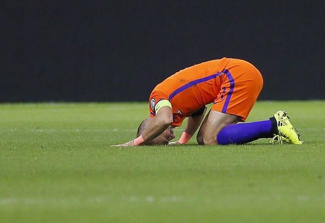 罗本确认告别荷兰队!无缘世界杯成最后悲情