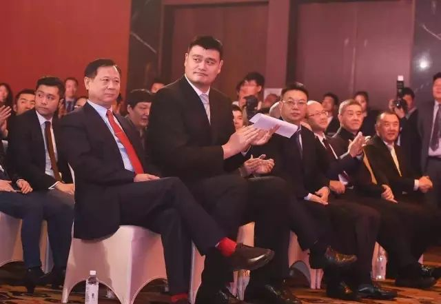 CBA新赛季:姚明将带2亿球迷走进一个新时代
