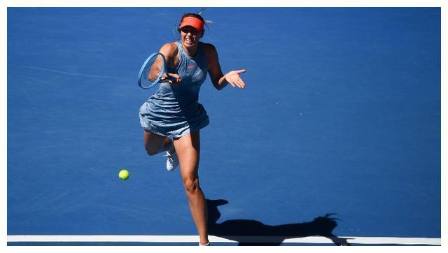 莎娃获得2020澳网正赛外卡 将第16次亮相墨尔本