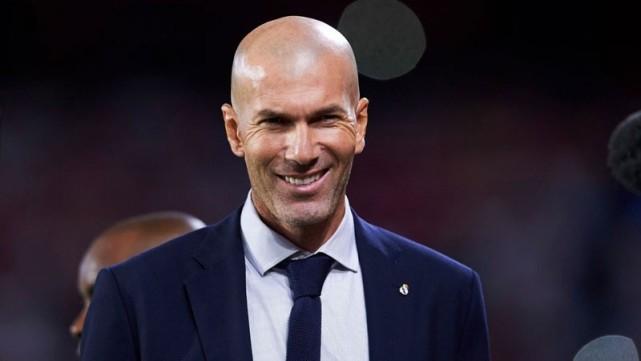 西媒:齐达内最适合巴黎  管理巨星+夺欧冠奖杯