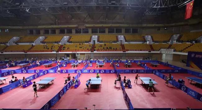 2019中国乒乓球俱乐部甲A第一站落幕