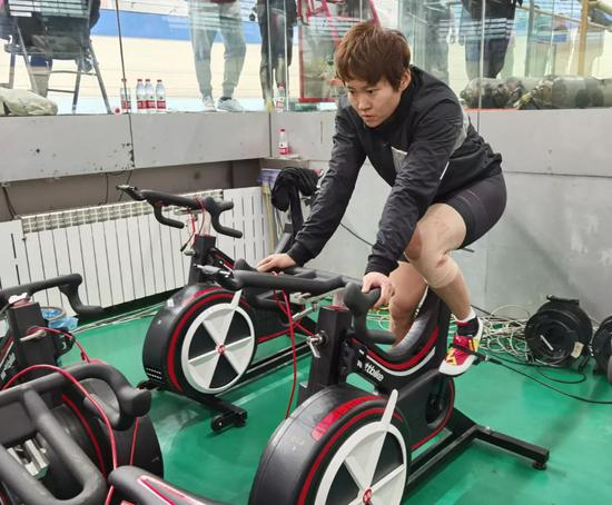 中国自行车队东京奥运会名单 钟天使搭档鲍珊菊