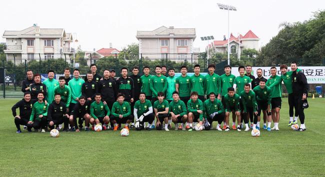国安回京人员已解除隔离 球队将在5月进行热身赛