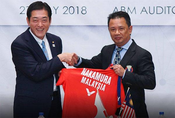 马来西亚羽协:向日本选手值得尊敬的文化和态度看齐