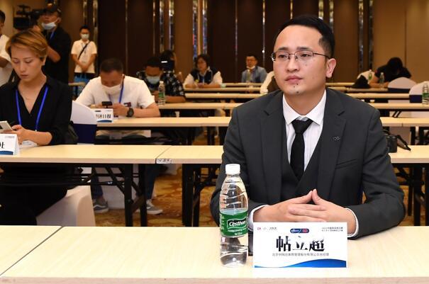 北京中网巡体育管理股份有限公司总经理帖立超