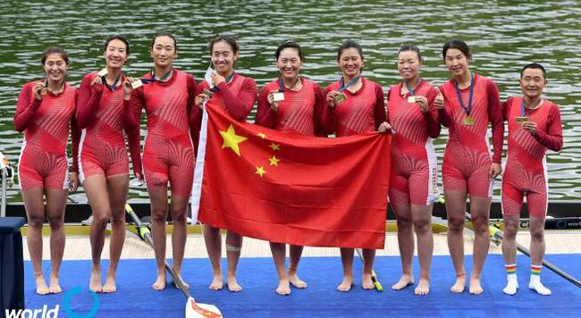 中国赛艇队埋头苦训 要打响弱胜强的奥运赤壁之战