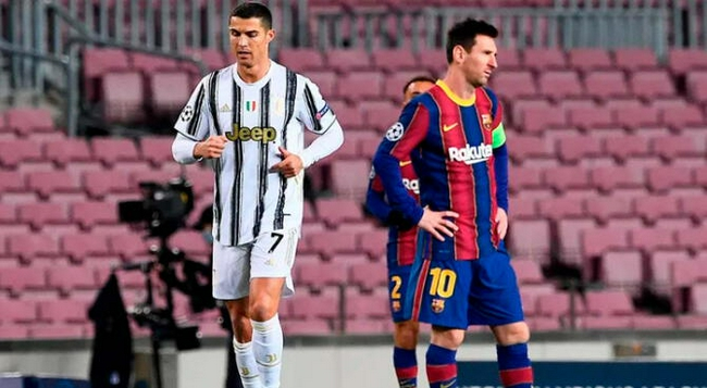 C罗:梅西是我对过的最好球员  但我知史上最强是谁