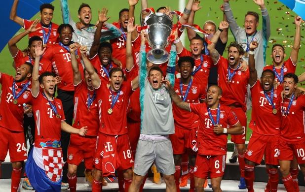 数据网预测欧冠夺冠概率:拜仁第一 曼城巴萨紧追